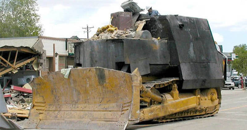 The Killdozer